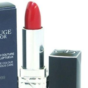 Dior lipstick in Ara Red
